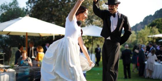 Danza su Trampoli - Corona Events -