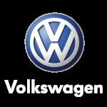 Logo Volkswagen - corona -