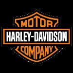 Logo Harley Davidson - corona -